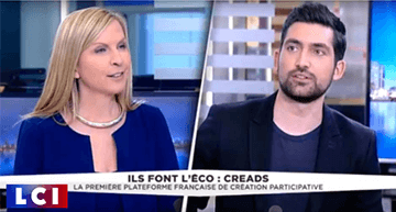 Agence RP Unglow - Ronan Pelloux sur LCI